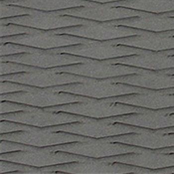 HYDRO-TURFトラクションマット(テープ付き)カットダイヤモンド DARK GRAY101×157cm