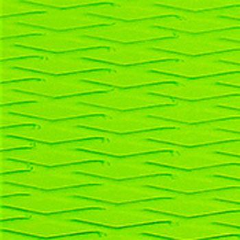 HYDRO-TURFトラクションマット(テープ付き)カットダイヤモンド LIME GREEN101×157cm