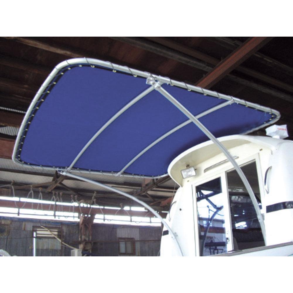 REGAR(リガー) ソフトトップオーニング ハードトップRステー取付タイプ STR-SM ビミニトップ オーニング ボート