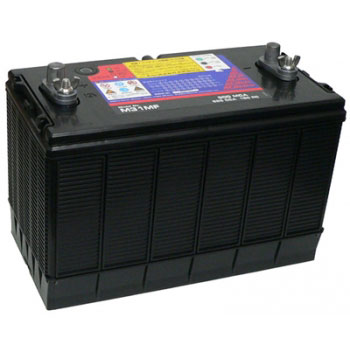 ACデルコボイジャー ディープサイクルバッテリー 115A 12V