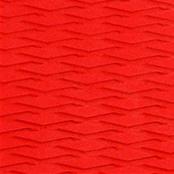 HYDRO-TURFトラクションマット(テープ付き)カットダイヤモンド RED 101×157cm