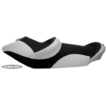 HYDRO-TURFシートカバーVX CRUISER(06-09) Black/Gray