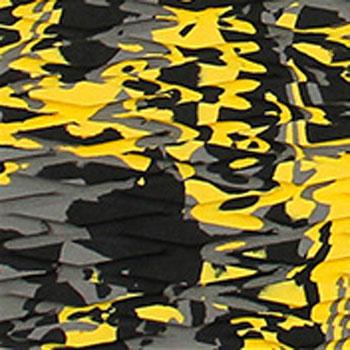 HYDRO-TURFトラクションマット(テープ付き)カットダイヤモンド YELLOW CAMO 101×157cm