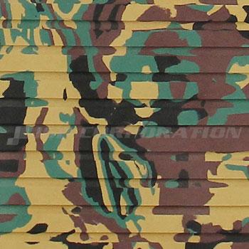 HYDRO-TURFトラクションマット(テープ付き)カットグルーブ GreenCamo  101×157cm