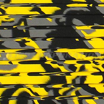 HYDRO-TURFトラクションマット(テープ付き)カットグルーブ YELLOW CAMO 101×157cm