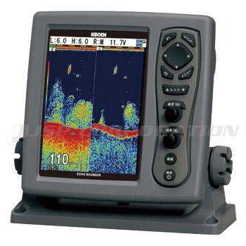 KODEN8.4インチ液晶カラー魚探 CVS-128 600W