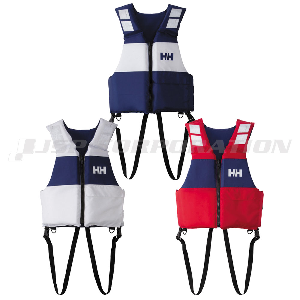 ライフジャケット HELLY HANSEN(ヘリーハンセン)/ セーリング ライフベスト SUP カヤック マリンスポーツ 小型船舶用 救命胴衣