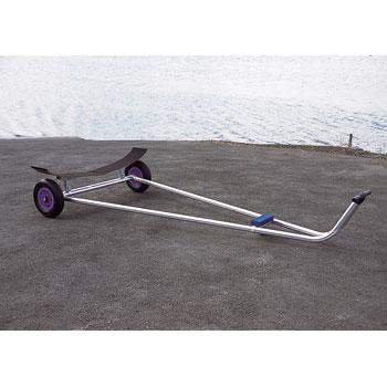 FACTORY ZEROディンギーランチャー200Bタイヤ アルミ製