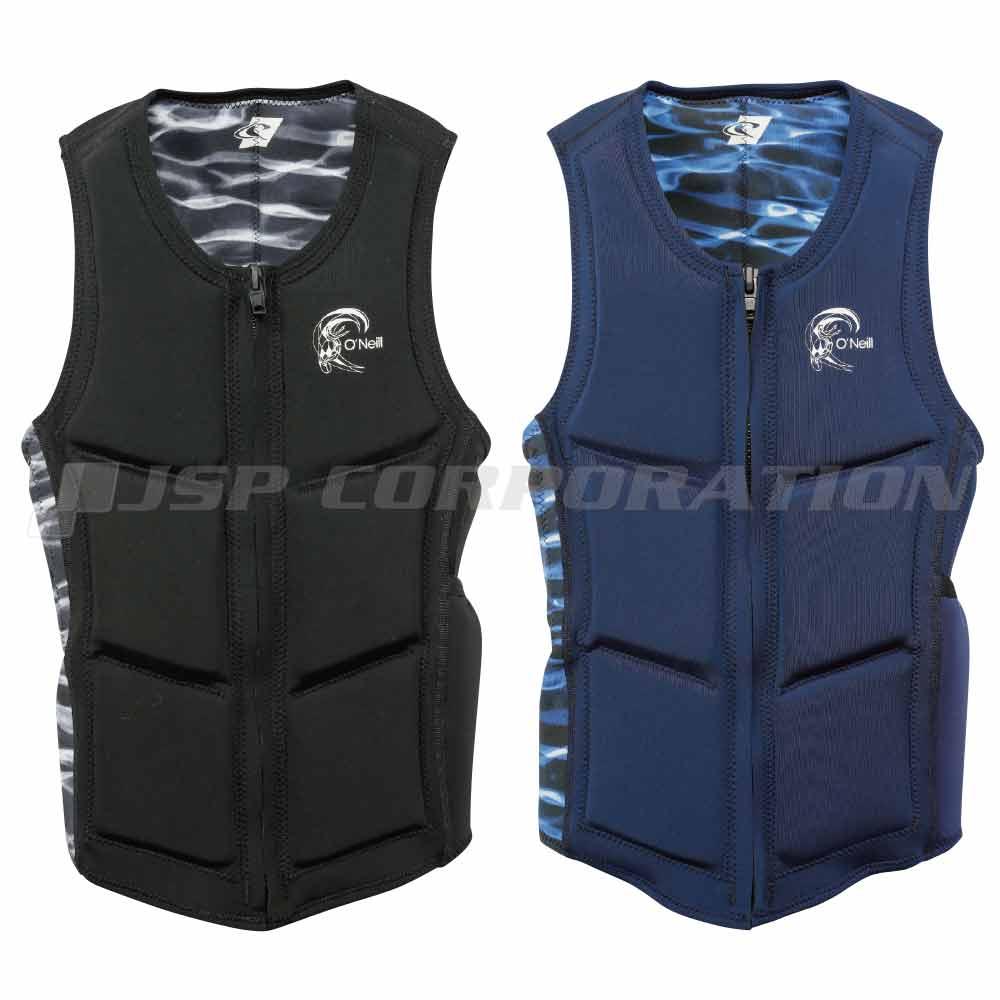 ライフジャケット 救命胴衣 エヴォ コンペベストO'NEILL オニール / ウェイクボード マリンスポーツ