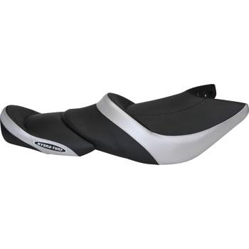 HYDRO-TURFシートカバーULTRA 250LX/260LX/300LX/310LX(14-20)/LX(09-20) Black/Carbon Silver