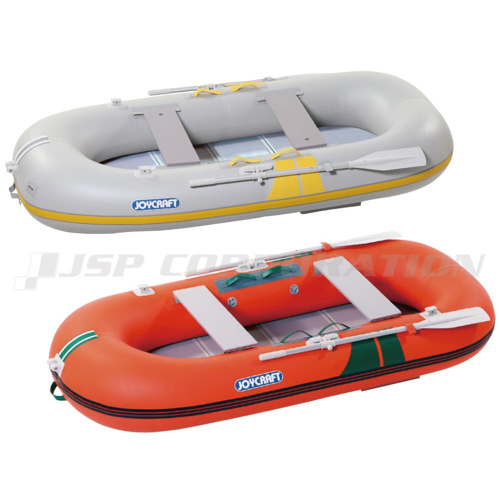 TRD-270 4人乗り ゴムボート ジョイクラフト 手漕ぎ ローボート