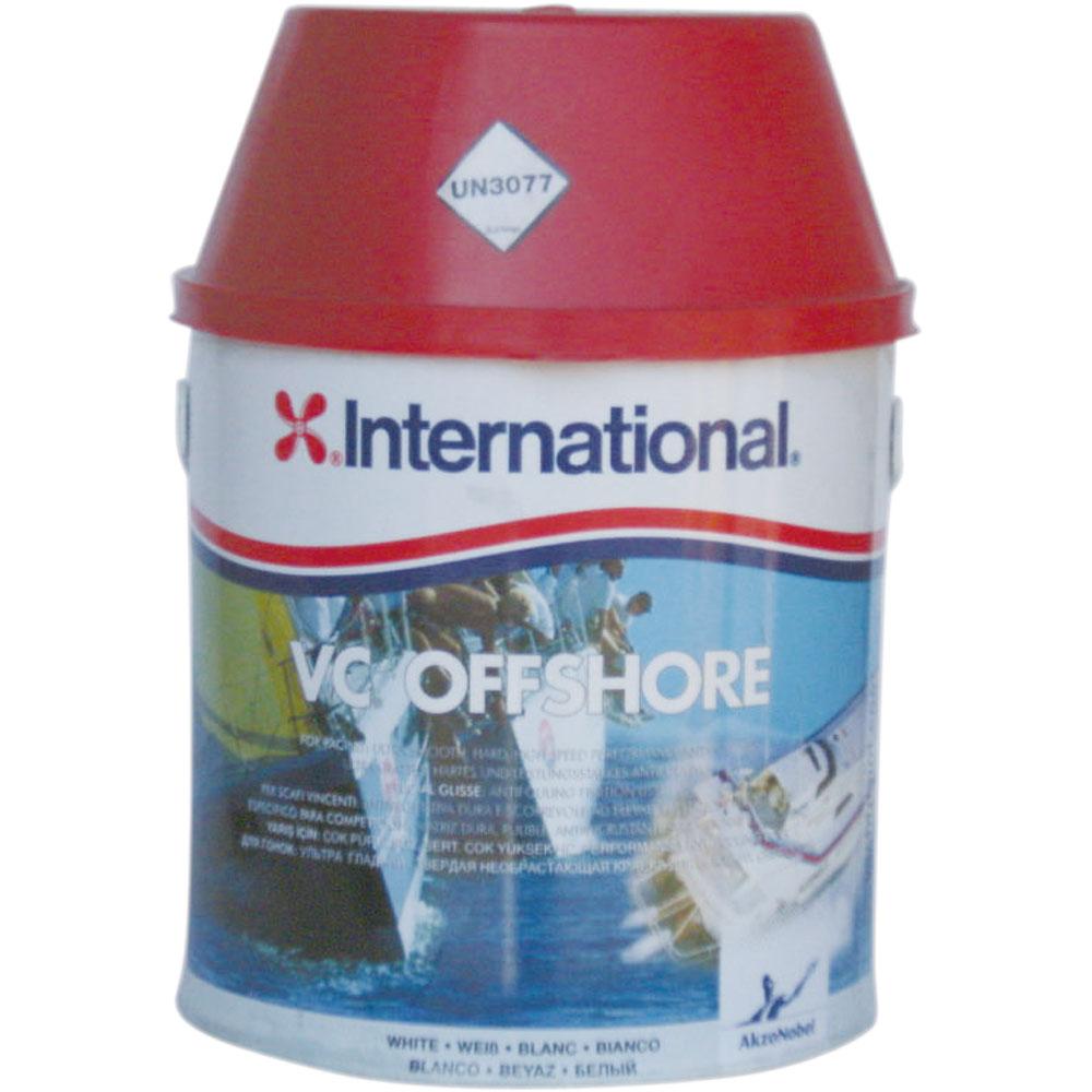 INTERNATIONALVCオフショアー (フッソ樹脂入) シェルホワイト 2L