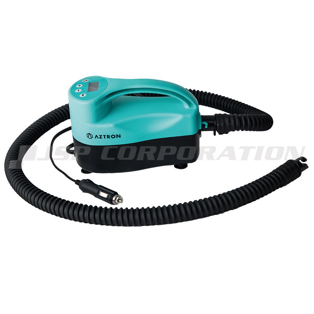 E-PUMP 電動ポンプ / スタンドアップパドルボード用 SUP インフレータブル 空気圧自動設定可能