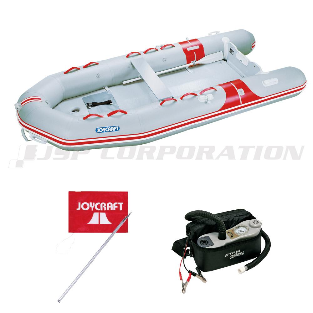 JES-383 予備検査付き 6人乗り ゴムボート ジョイクラフト