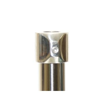 REGAR(リガー)アンテナポールレール用 1400mm-25φパイプ付 無線