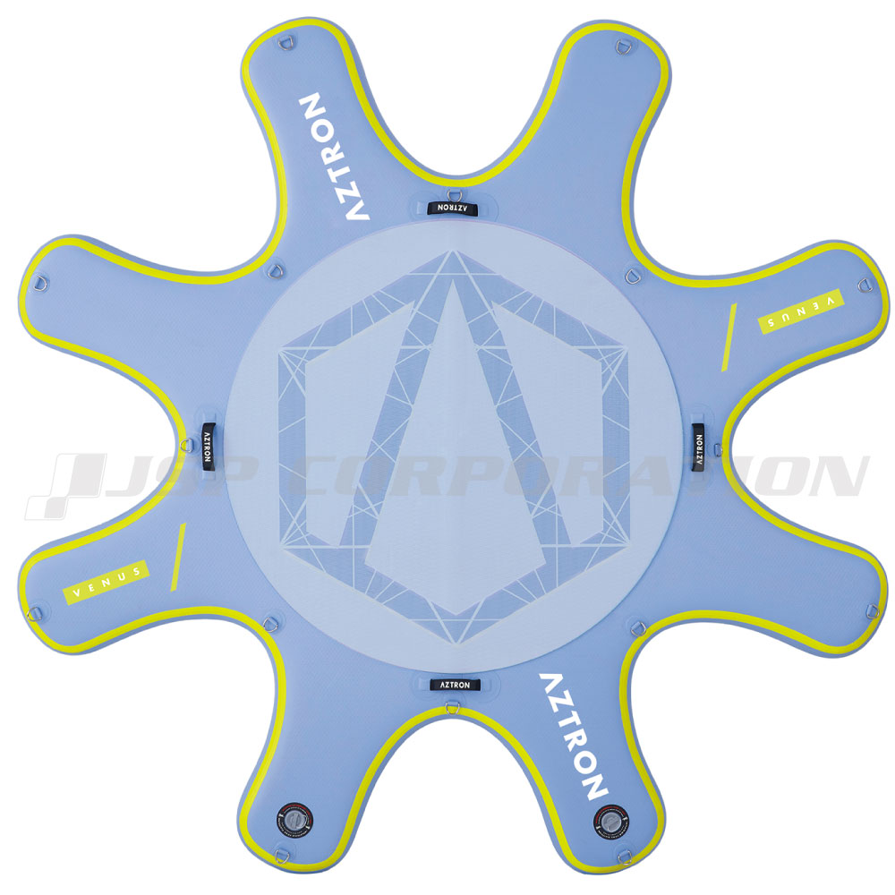 AZTRON(アストロン)Fitness Hub フィットネスハブSUPヨガ用フロートインフレータブル