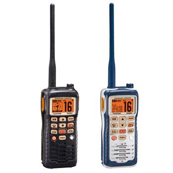 STANDARD HORIZON国際VHFトランシーバー 携帯型ブルーウェーブ GPS HX851JL シリーズ