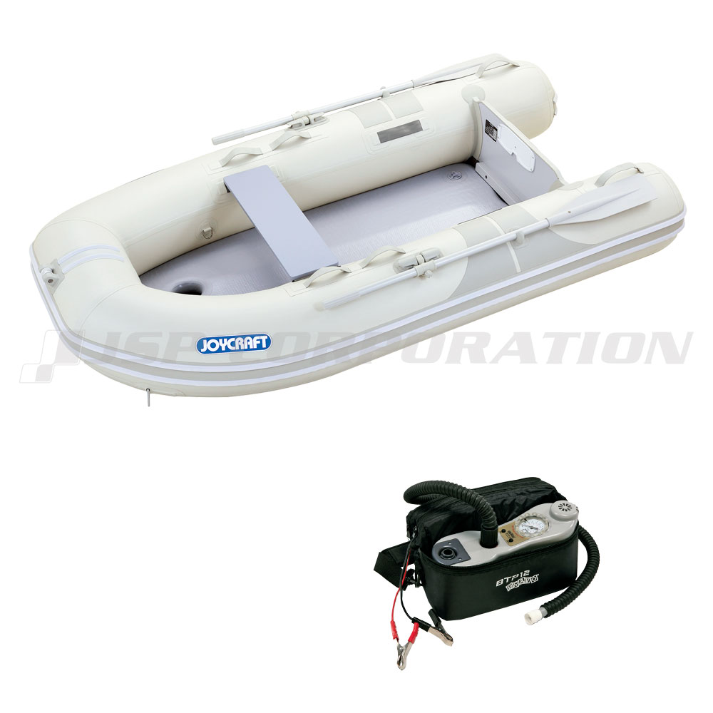 JET-200 予備検査なし 電動ポンプなし 2人乗り ゴムボート ジョイクラフト