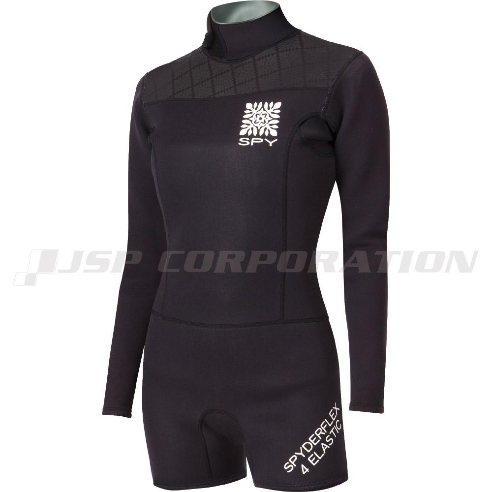 ウェットスーツ タッパー シーガル スプリング / W-1 長袖スプリング ウィメンズ SPYDERFLEX