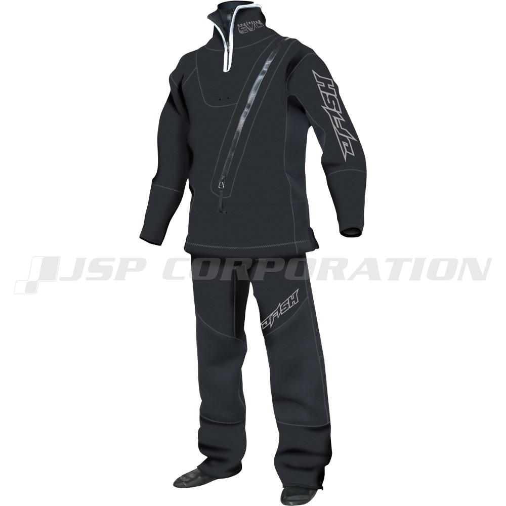 ドライスーツ メンズ/ウィメンズ ウェットドライスーツ ソックスシールタイプ J-FISH / ジェイフィッシュ ジェットスキー ウェイクボード 防寒