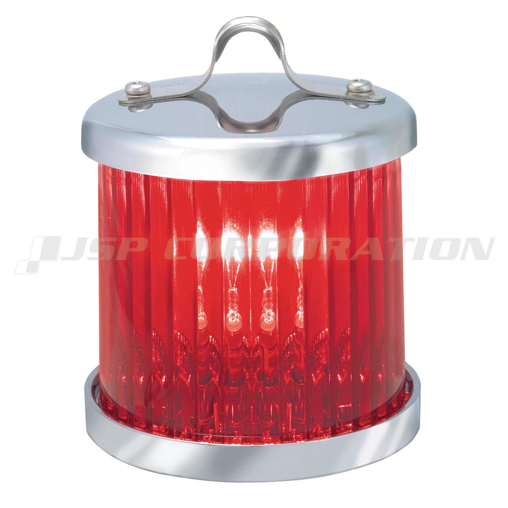 航海灯 第二種 紅灯 シグナルライト 小糸製作所 小型船舶検査対応