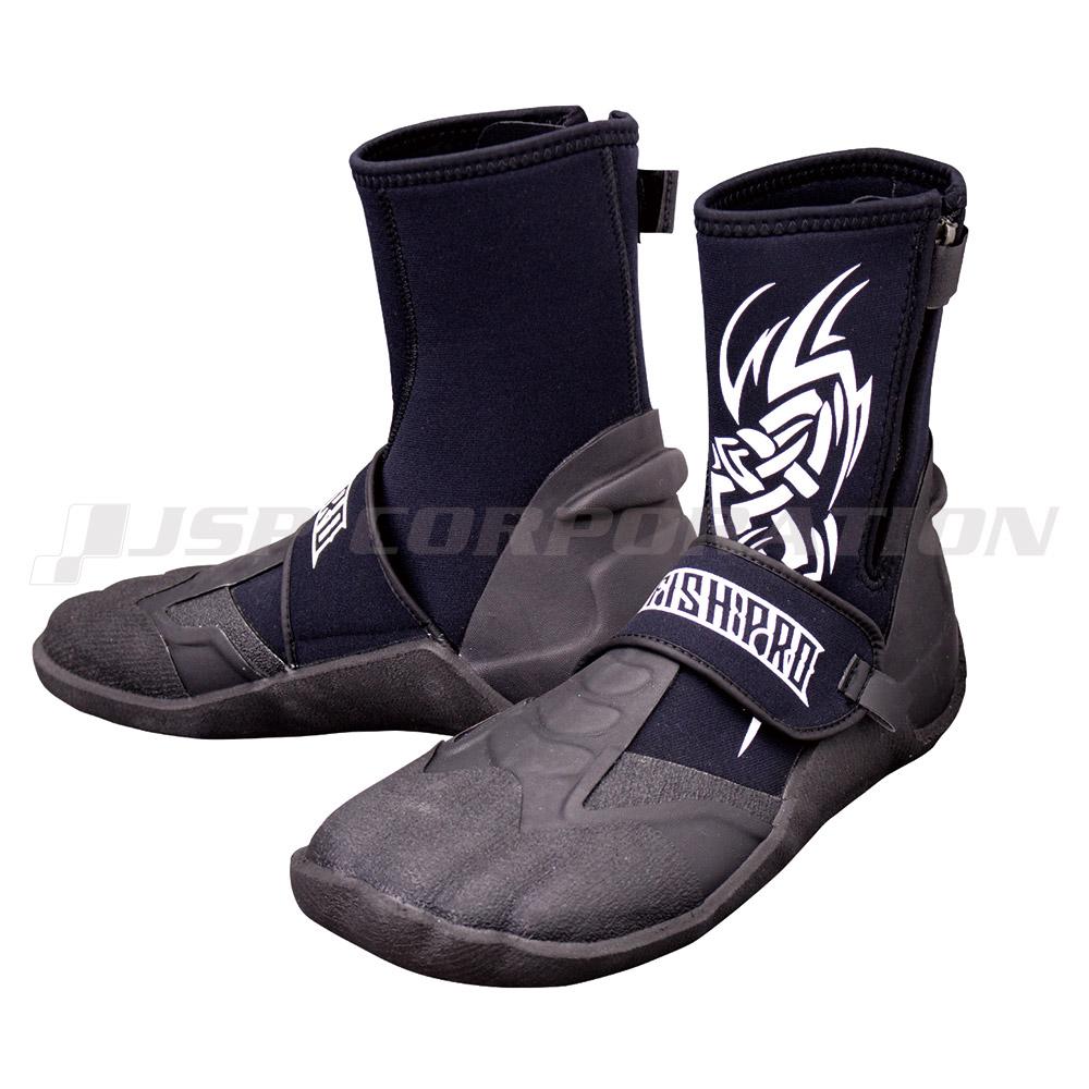 マリンシューズ 靴 J-FISH ジェイフィッシュ PRO ブーツ(指割) / マリンスポーツ 水上バイク ジェットスキー