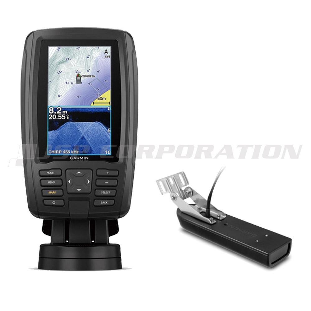 4.3型 ECHOMAP Plus(エコマッププラス)45cv GT21-TM 振動子セット