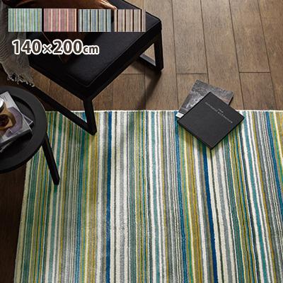 モダンラグ ラグマット カーペット・絨毯 ラグ デザインラグ 140×200 輸入柄物 ホットカーペット対応 ALLシーズン スミノエ ART RUG アートラグ 北欧 neore / EL-203 EL-204 140×200cm