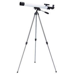 96倍50ミリ屈折式天体望遠鏡 彗星・流星群・星座観察に! 初心者にもおすすめ! 日本製