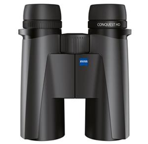 カールツァイス【conquest HD 10x42】 オールラウンドな双眼鏡。早朝、薄暮時、木陰などにも強く多彩なシーンで安定した視界での観察が可能です。(ドイツ製)