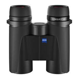 カールツァイス【conquest HD 10x32】 旅行や自然観察に便利な軽量かつコンパクトボディの双眼鏡。視野が広く長時間の観察でも疲れません。(ドイツ製)