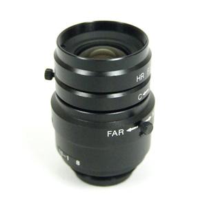 メガピクセル対応CCTVレンズ 8mm F1.4