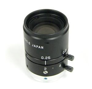 メガピクセル対応CCTVレンズ 35mm F2.0