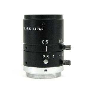 メガピクセル対応CCTVレンズ 50mm F2.8