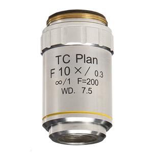 顕微鏡 マイクロスコープ 検査 実験 工場 付与 保証 研究所 検品カメラ 観察 倒立顕微鏡 TC CCD Plan対物レンズ 蛍光観察用 日本製 無限遠補正 10倍