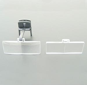 エッシェンバッハ 【ラボ・クリップ クリップ+レンズ2枚セット】 眼鏡にはめるクリップタイプなので両手を使う作業にも! ラボ・シリーズ 1646
