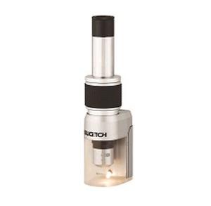 【国内発送】 【ライト付ミクロメータースコープ 100X TS-7LE-100LD】 小型・軽量・携帯に便利な電池ボックス搭載の顕微鏡。各種検査、野外での使用にも便利, 弱電館 b2a13c7e
