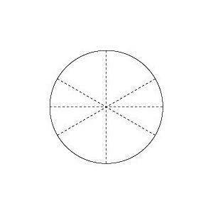 大規模セール 送料無料 渋谷光学 接眼ミクロメーター クロス線 R1524-20 クロス目盛 期間限定お試し価格 30°点線クロス Crossline 外径20.0mm