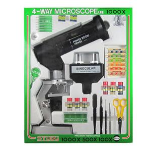 セレクトズーム1000 実験用具セット付セレクト顕微鏡 ズーム1000倍