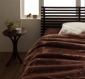 プレミアムマイクロファイバー贅沢仕立てのとろける毛布・パッド gran+ グランプラス 2枚合わせ毛布・パッド一体型ボックスシーツセット 発熱わた入り キング 寝具2点セット 吸湿・発熱繊維 静電気防止