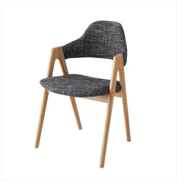 北欧モダンデザインダイニング【Rund】ルント チェア(2脚組) 「北欧 天然木 デザイナーズチェア ダイニングチェア 椅子」