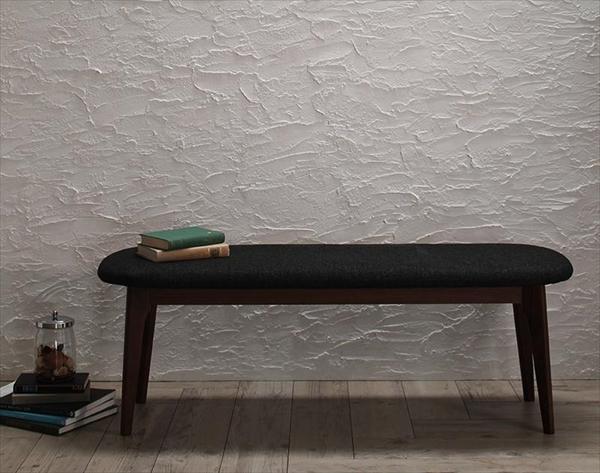 モダンデザインダイニング Le qualite ル・クアリテ ベンチ 2P ベンチのみ単品 チェア いす