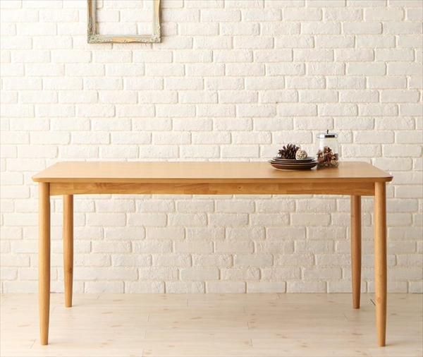 北欧スタイル カバーリングダイニング mellanmal メルマー ダイニングテーブル W150  テーブル単品 「家具 ダイニングテーブル 木目」