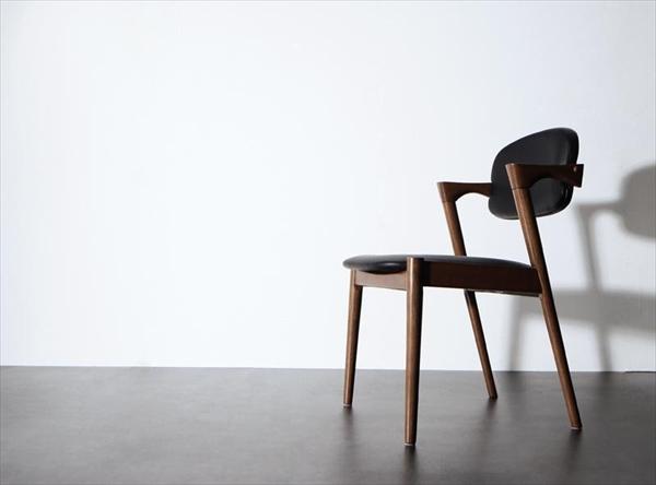 期間限定 モダンデザイン スライド伸縮テーブル ダイニングセット Jamp ジャンプ ダイニングチェア 2脚組  単品 「北欧 デザイナーズチェア 合成皮革(PVC) ダイニングチェア チェア 椅子 いす 」