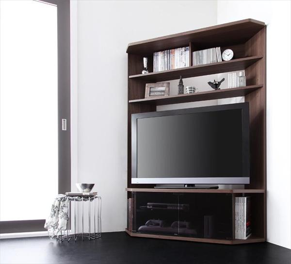 ハイタイプコーナーテレビボード【Nova】ノヴァ  「対応テレビサイズ52Vまで テレビボード ハイタイプ テレビ台 ハイタイプコーナー」
