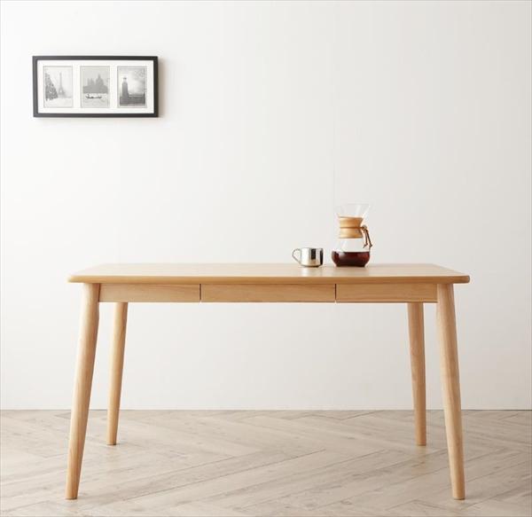 モダンデザインリビングダイニングセット TIERY ティエリー ダイニングテーブル W120  単品 「家具 ダイニングテーブル 木目」