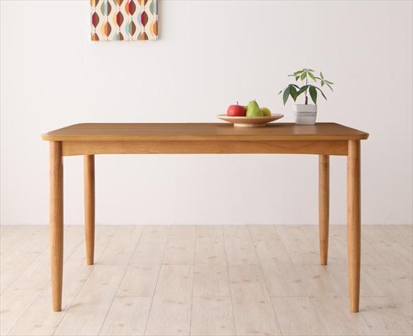 おうちの洗濯機でラクラク洗える! カバーリングダイニング【Wash】ウォッシュ/ダイニングテーブル(W120) テーブル単品 木製 天然木