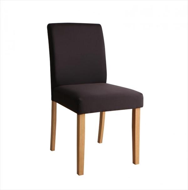 季節によってカラーを変えられる! カバーリングダイニング【Kleur】クルール/カバーリングチェア(ヌードタイプ)2脚組  チェアのみ カバーは別売り 椅子 いす 木製 天然木