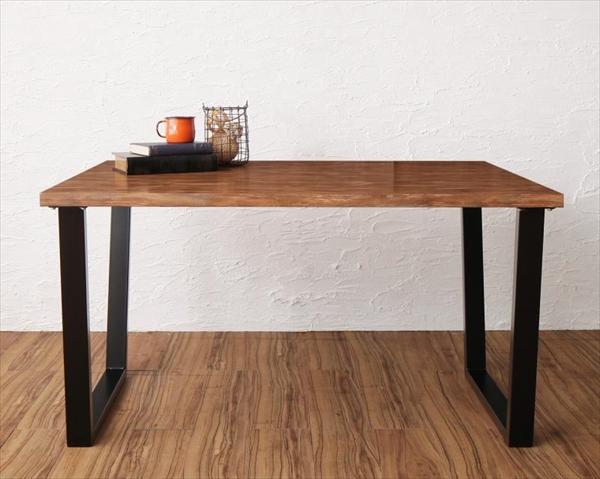 古木風 ヴィンテージ カフェスタイル リビングダイニング TOLD トルド ダイニングテーブル W120  古木風 ヴィンテージ テーブル