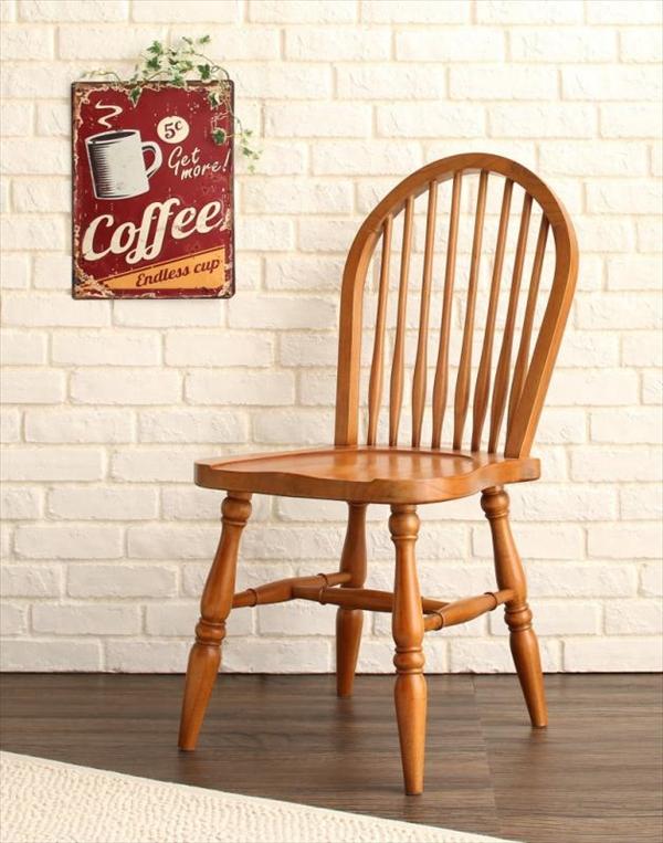 形が選べるウィンザーチェア Solaria ソラリア ウィンザーチェア 1脚  「家具 インテリア ダイニングチェア 天然木 完成品」